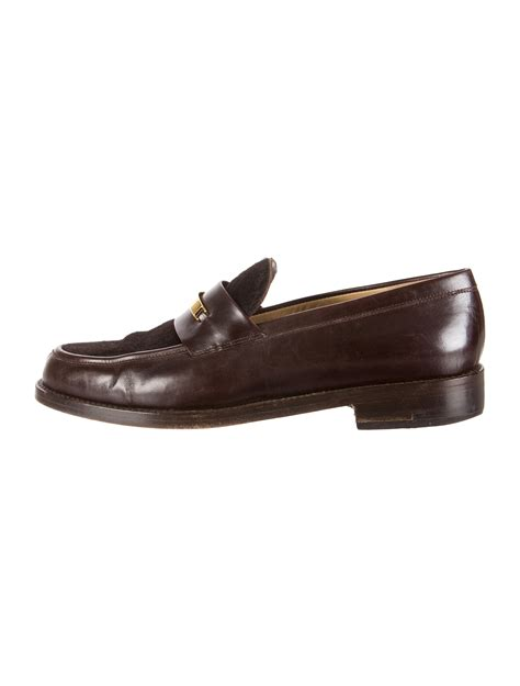womens gucci loafers sale gucci loafers shoes guc66608 the realreal