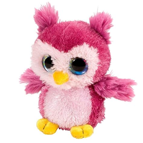 owl stuffed animal sherbet the lil sweet and sassy stuffed pink owl by wild