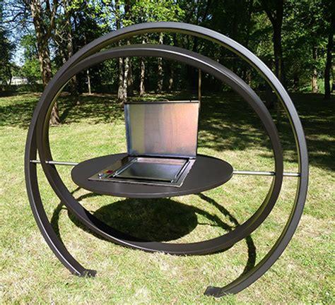 Cesarré KARA designer barbecue grill