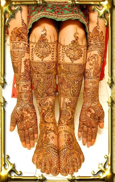 17 best images about indian mehandi designs on