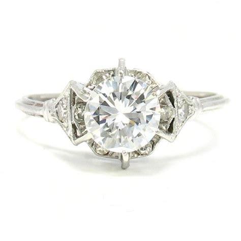 1920 vintage wedding rings vintage
