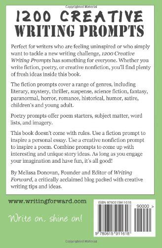 Creative Nonfiction Essay Prompts by Creative Nonfiction Writing Exercises
