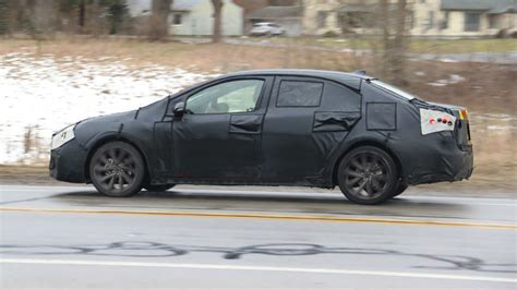 Toyota Corolla 2020 Qatar by Heavily Camouflaged 2020 Toyota Corolla Spied Testing