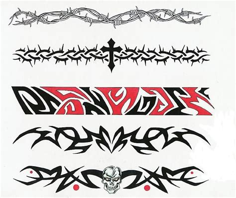 tribal bands tattoo designs band images designs