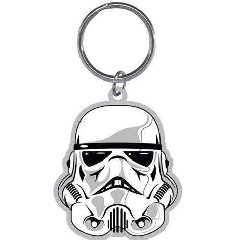 your wdw store disney keychain keyring wars trooper helmet lasercut keychain