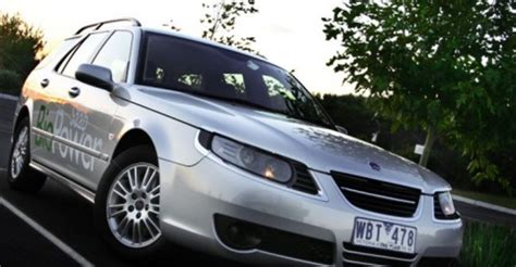 Saab 9 3 Biopower Hybrid Concept Car by 2008 Saab 9 5 Biopower Review Caradvice