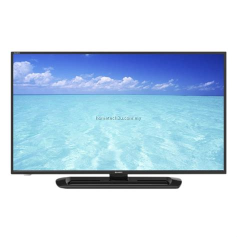 Tv Led Sharp sharp 40 hd led tv lc40le265m