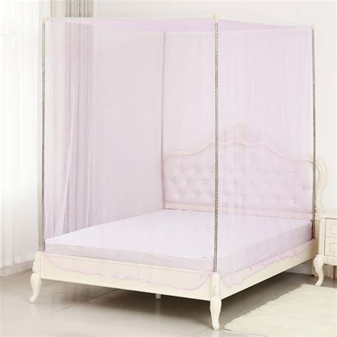 canopy bed sheets summer bedroom mosquito net collapsible bedding canopy