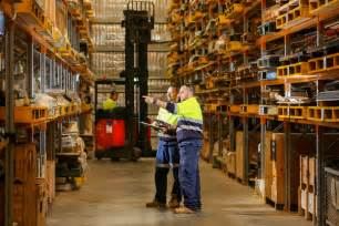 Entryway Storage Lockers Improving Customer Service Through Warehouse Organization