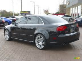 phantom black pearl effect 2007 audi rs4 4 2 quattro sedan