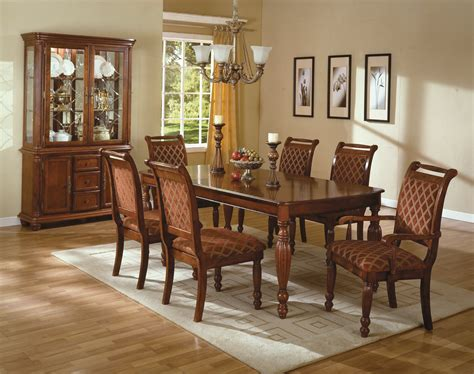 Furniture Make A Statement In The Dining Room With Three | wonderful dining table and chairs 453 latest decoration