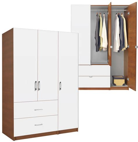 armoire wardrobe white alta wardrobe armoire 3 door armoire right opening
