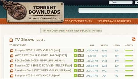 download torrents download torrent torrent tracker top 7 bittorrent sites for the year 2017 to download