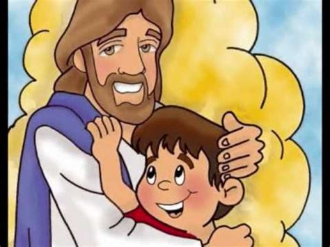 imagenes de jesucristo infantiles jesus te cuida musica infantil del delker youtube