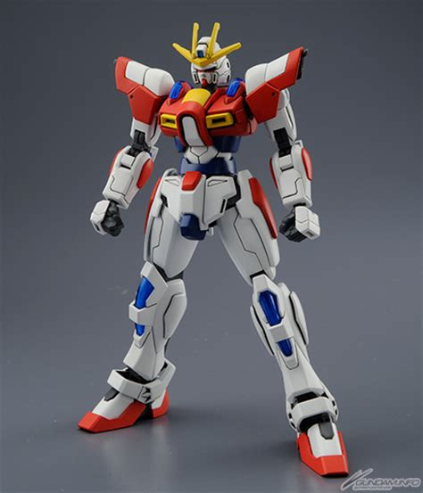 high grade build fighters build burning gundam collectiondx