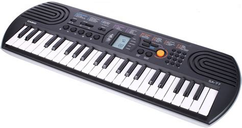 Casio Keyboard Mini Sa 77 casio sa 77 thomann greece