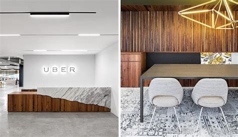 Uber Reception Desk Uber Headquarters Sf Studio O A Interior Design Office 6 Fubiz Media