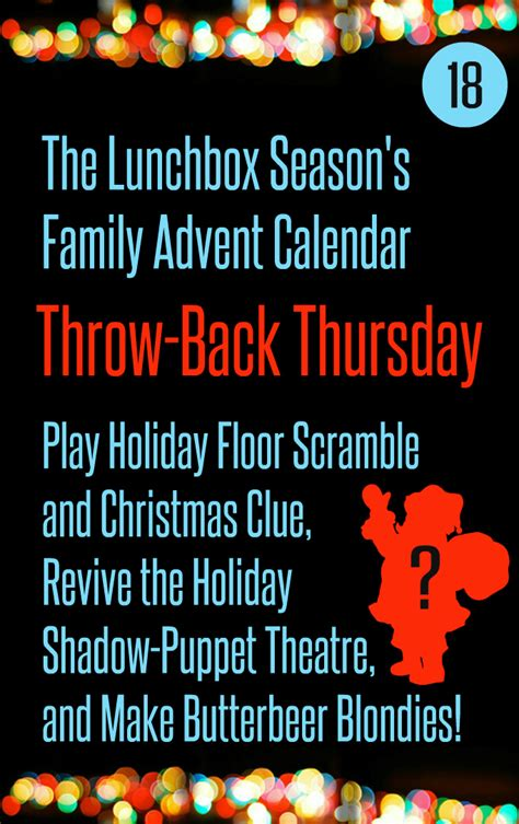 throw back thursday s day throw back thursday play floor scramble and clue revive the shadow