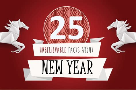 new year unknown facts new year facts a1facts