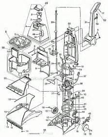 rug doctor parts diagram wiring diagram and fuse box diagram