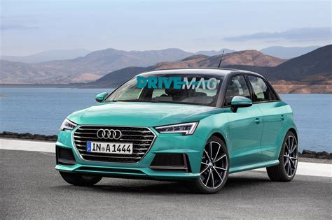 Audi A1 Neu by Grown Up All New Audi A1 Spotted Winter Testing