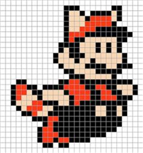 bit pattern in c crochet patterns ideas on pinterest 8 bit mario and