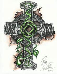 cross tattoo flash celtic cross designs skull and bones cross