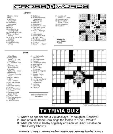 printable crossword puzzles universal universal uclick home