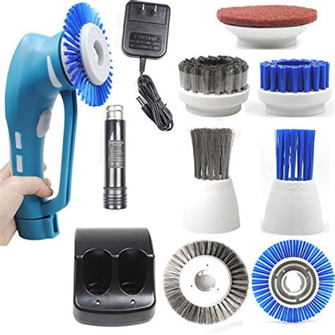 cordless bathroom scrubber 2018 best battery operated bathroom scrubbers power