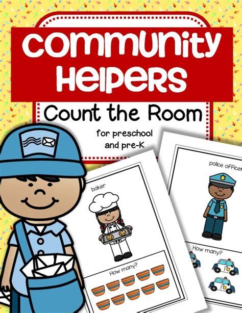 community helpers activities for preschool prek and