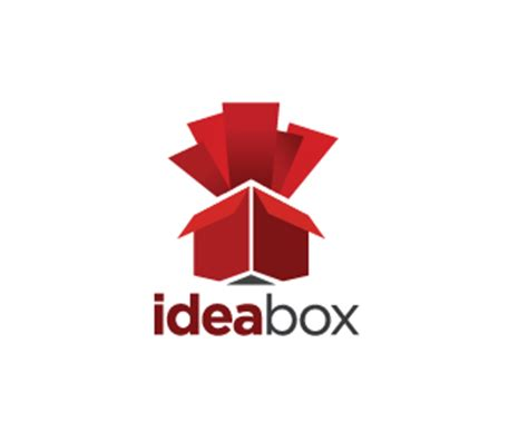 logo design idea gallery idea box designed by gr3y brandcrowd