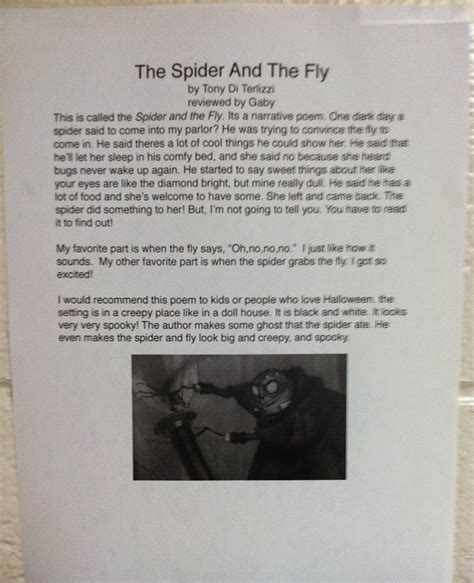 the spider and the fly a writer a murderer and a story of obsession books creative connections in the classroom october 2014