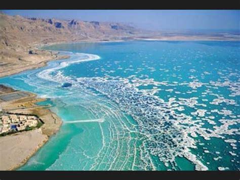 imagenes impresionantes del mar muerto lista curiosidades sobre el mar muerto