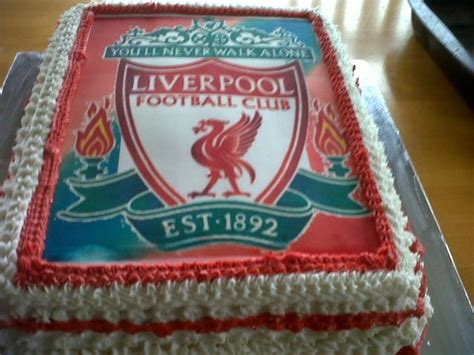Wedding Cake Liverpool by 21 Best Images About Liverpool Fc Groom S Cakes On