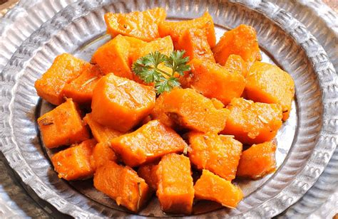 oven roasted sweet potatoes recipe sparkrecipes