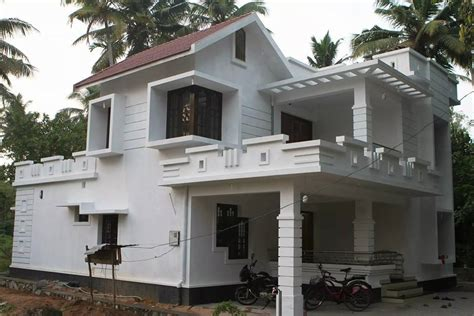kerala house model at 1650 sq ft 3 bhk modern double floor home design at 1650 sq ft