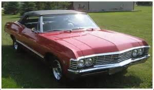 1965 70 chevrolet impala caprice sport