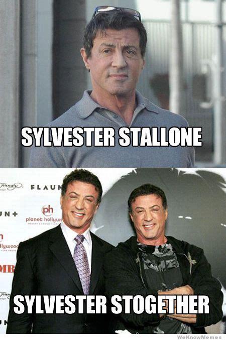 Stallone Meme - sylvester stallone meme