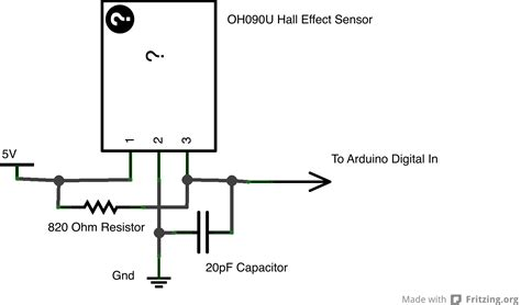 effect current sensor circuit diagram effect current sensor circuit diagram circuit and