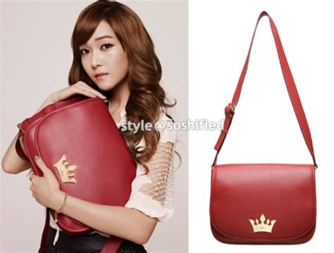 J Estina Flora Backpack soshified styling snsd j estina