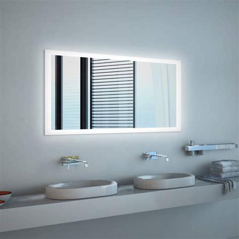 badezimmerspiegel beleuchtung badezimmerspiegel mit led beleuchtung typ noemi spiegel id