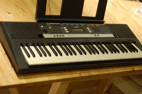 Keyboard Yamaha Psr E243 Second yamaha psr e243 image 762103 audiofanzine