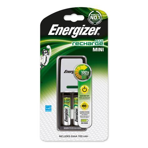 energizer mini charger energizer mini charger 2 piles aaa hr3 700 mah