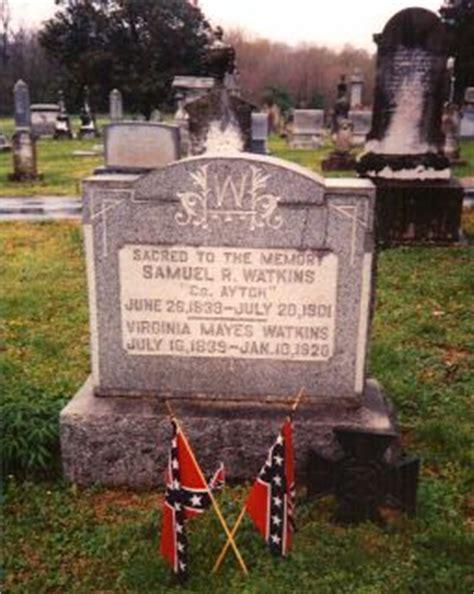 geoff walden book samuel quot sam quot watkins 1839 1901 find a grave