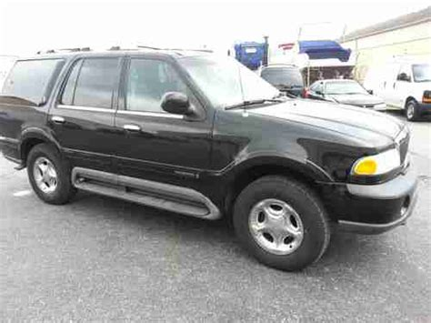 automotive air conditioning repair 1999 lincoln navigator lane departure warning find used 1999 lincoln navigator 4x4 in salisbury maryland united states