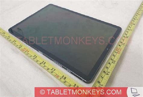 Samsung Galaxy Tab S6 Leaks by Samsung Galaxy Tab S6 Image Leak Exclusive