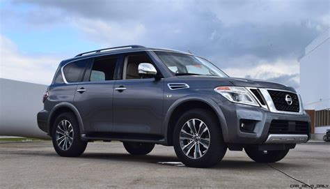 nissan armada road 2017 nissan armada road test review