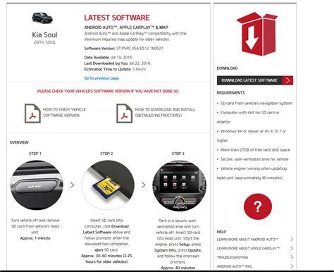 Kia Uvo Update 2016 Kia Soul The Uvo Update Is Available Kia