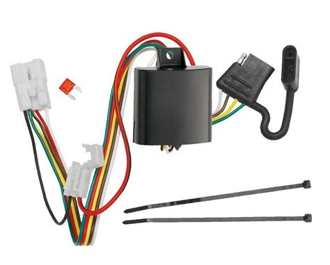 2009 2016 Subaru Forester Trailer Hitch Wiring Kit Harness