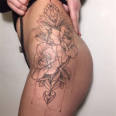 flower tat tattooinkspiration alinatu tattoo